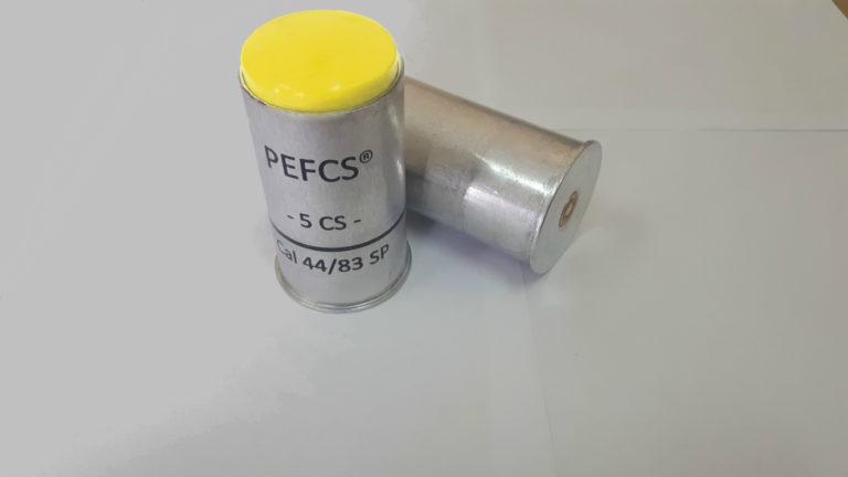 TEAR GAS 5 inserts CS 15%